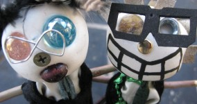 Same Sex Marriage Lucky Voodoo Doll Couple