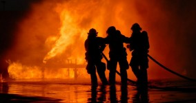 FEATURE: Firefighting runs in families