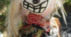 Lucky Voodoo Doll: Carli