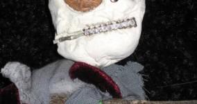 Lucky Voodoo Doll: Hemlock