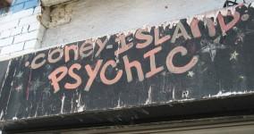 coney island psychic