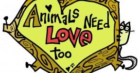 animation video: Everyone I Know Needs Love
