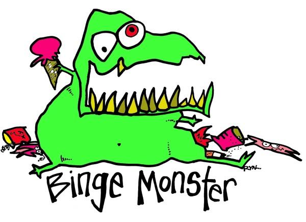 binge monster