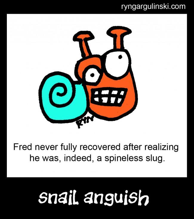 snail slug