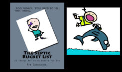 Septic Bucket List: A Bucket List You Don't Want to Miss