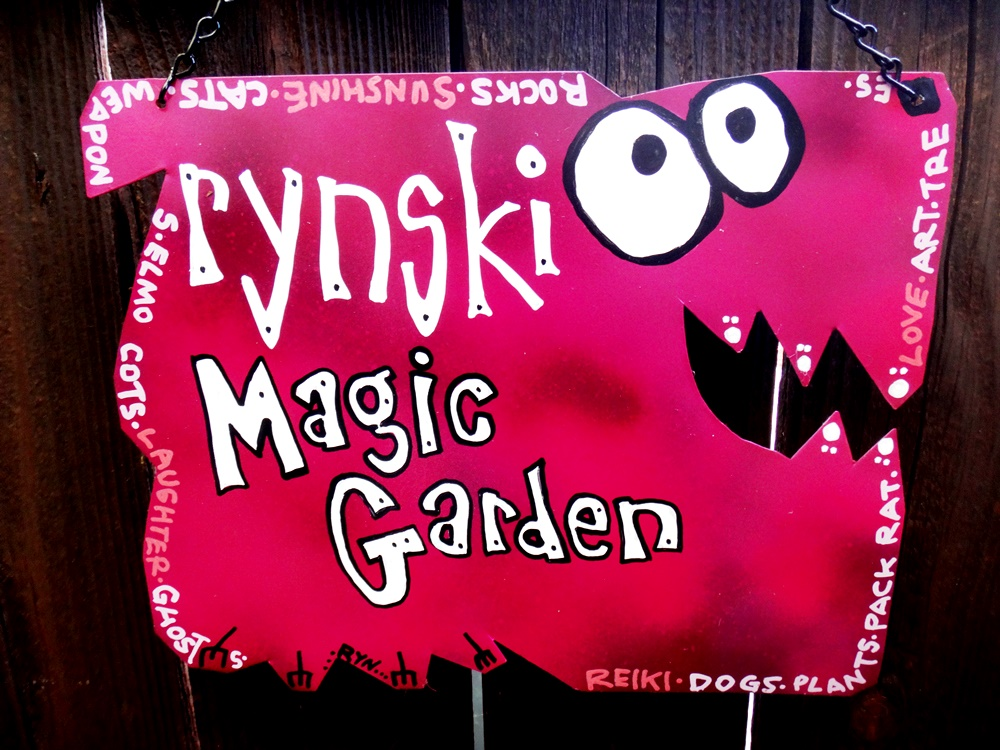 rynski magic garden