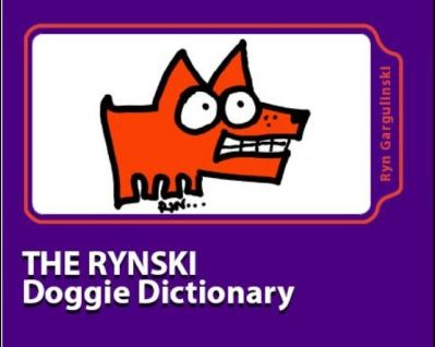 rynski doggie dictionary cover