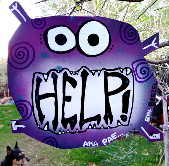 rynski help monster