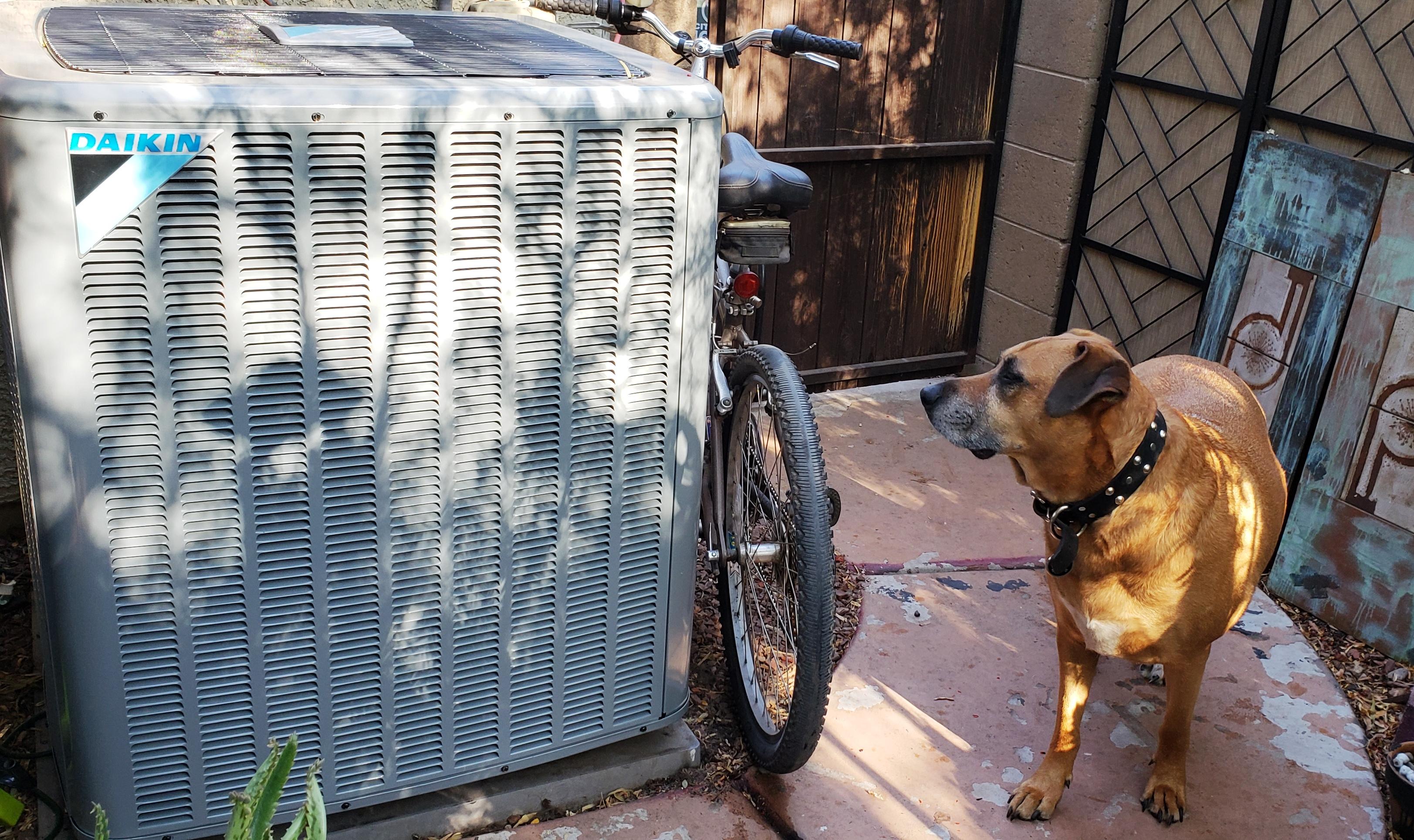 new daikin air conditioner