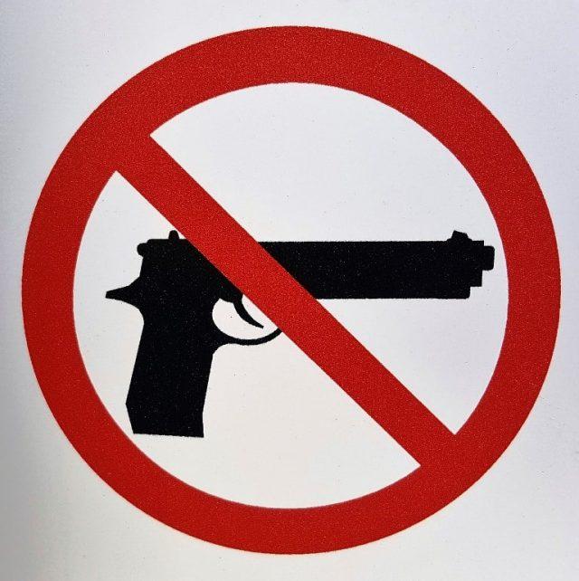 ban guns poetry